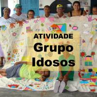 Atividades com Grupo de idosos