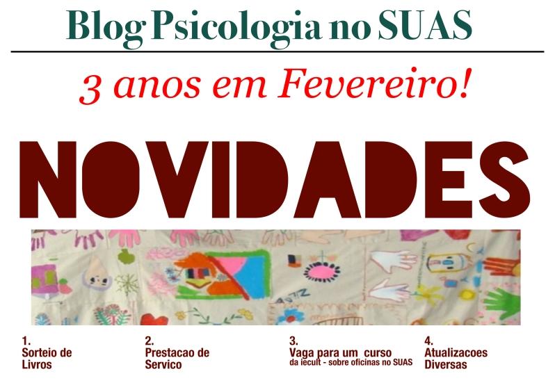 Blog Psicologia no SUAS