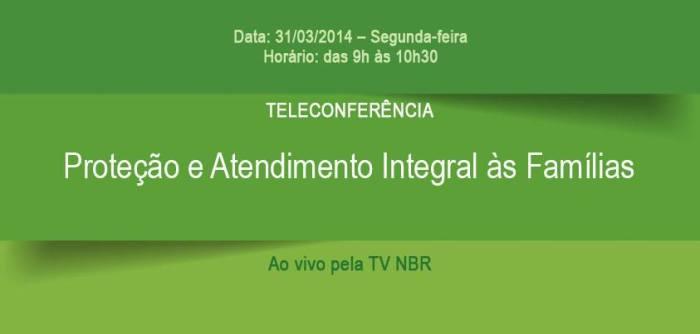 Teleconferência sobre oPAIF