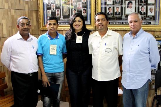 II Conferência Municipal dos Direitos da Criança e Adolescente - Salto da Divisa - MG 8