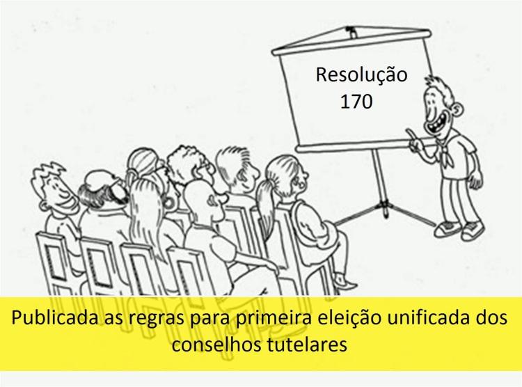 Conselho Tutelar eleição unificada