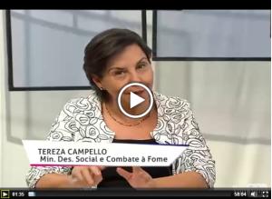 Tereza Campello - TVBrasil