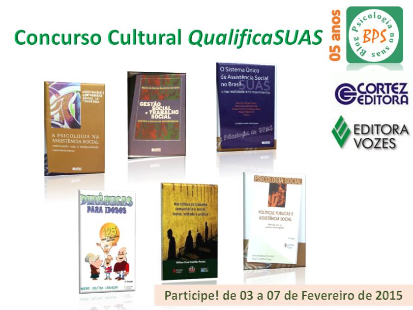 Concurso Cultural Psicologia