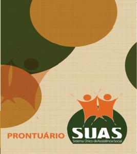 Capa Prontuário SUAS - Blog Rozana Fonseca