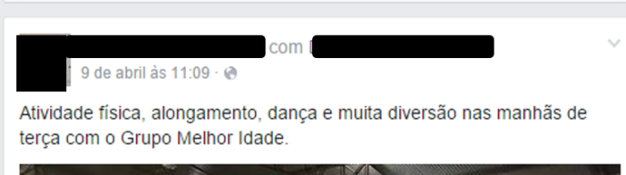 O que é o CRAS segundo o Facebook – PARTEI