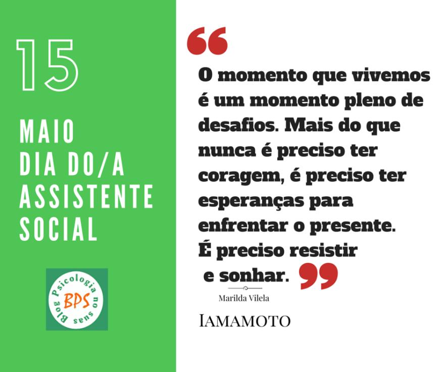 Assistente social Iamamoto