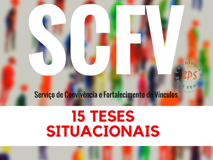 15 teses sobre a oferta doSCFV…