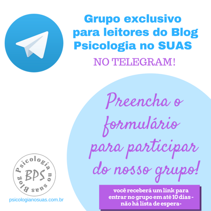 Grupo Telegram doBlog