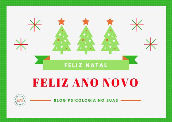 Feliz Natal e um feliz anonovo!