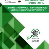Orientações a trabalhadoras/es e gestoras/es do SUAS - Cartilha Fiocruz